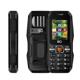 BQ 1842 Tank mini Black Мобильный телефон