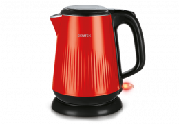 Centek CT-1025 красный чайник