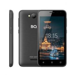 BQ 4501 Fox Easy Black смартфон