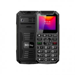 BQ 2004 Ray Gray/Black Мобильный телефон
