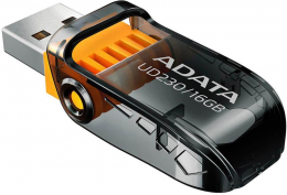 флеш диск A-Data 16GB UD230 черный