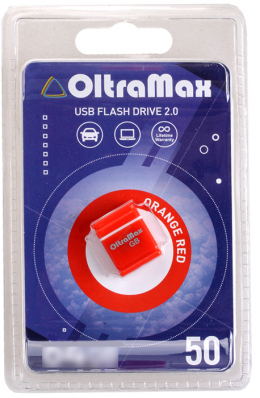 флеш диск OLTRAMAX OM-16GB-50  orange