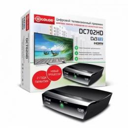 D-Color DC 702 HD DVB-T2 тюнер