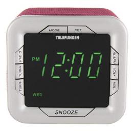 Telefunken TF-1505  часы-будильник