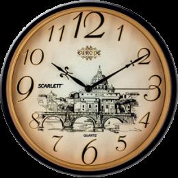 SCARLETT SC-WC1001 I часы