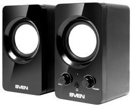 Sven 354 2.0 black Колонки