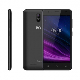 BQ 5016 G Choice Black Graphite смартфон