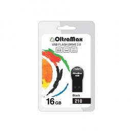 флеш диск OLTRAMAX OM-16GB-210 black