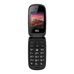 BQ 2437 Daze Black Мобильный телефон,,